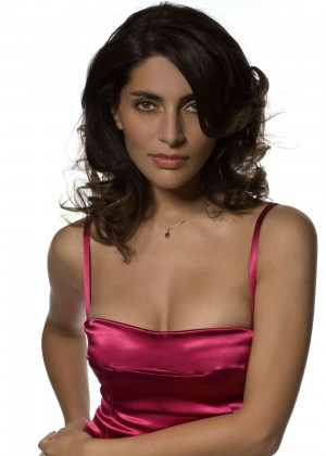 Caterina Murino - Casino Royale Promotional Photoshoot