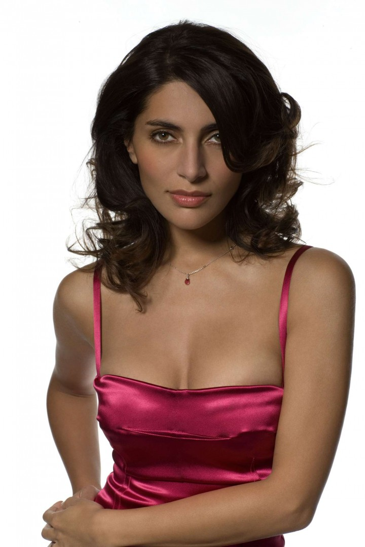Caterina Murino - Casino Royale Promotional PhotoshootCaterina Murino Hot Casino Royale