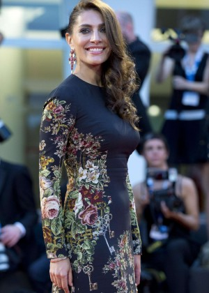 "Caterina Murino - ""Hungry Hearts"" Premiere at 71st Venice Film Festival"