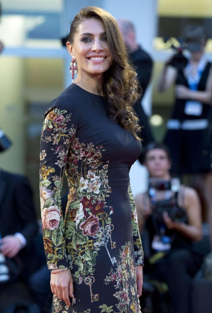 "Caterina Murino - ""Hungry Hearts"" Premiere at 71st Venice Film Festival"