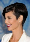 Catherine Bell: Frozen Hollywood Premiere -07