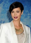 Catherine Bell: Frozen Hollywood Premiere -08