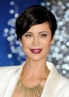Catherine Bell: Frozen Hollywood Premiere -09