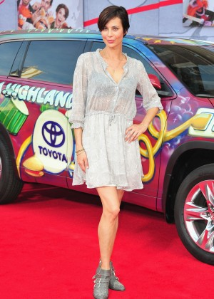 Catherine Bell: Muppets Most Wanted Premiere -10