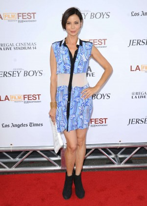 Catherine Bell: Premiere Jersey Boys -06