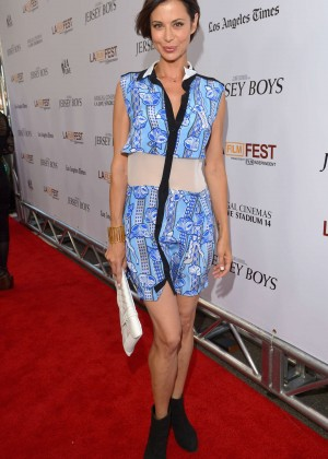 Catherine Bell: Premiere Jersey Boys -08
