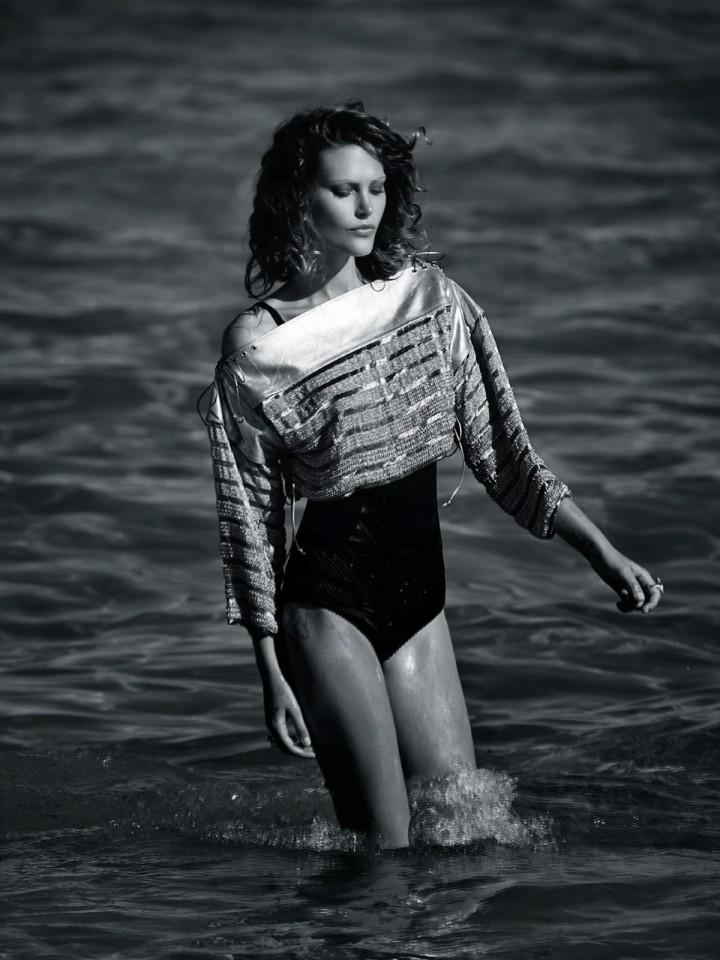 Catherine McNeil - Vogue Australia Magazine (October 2014)