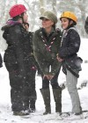 Catherine Middleton at the Great Tower Scout Camp -10