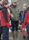 Catherine Middleton at the Great Tower Scout Camp -12