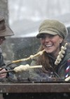 Catherine Middleton at the Great Tower Scout Camp -13