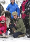 Catherine Middleton at the Great Tower Scout Camp -16