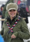 Catherine Middleton at the Great Tower Scout Camp -29