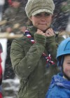 Catherine Middleton at the Great Tower Scout Camp -30