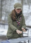 Catherine Middleton at the Great Tower Scout Camp -45