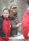 Catherine Middleton at the Great Tower Scout Camp -50