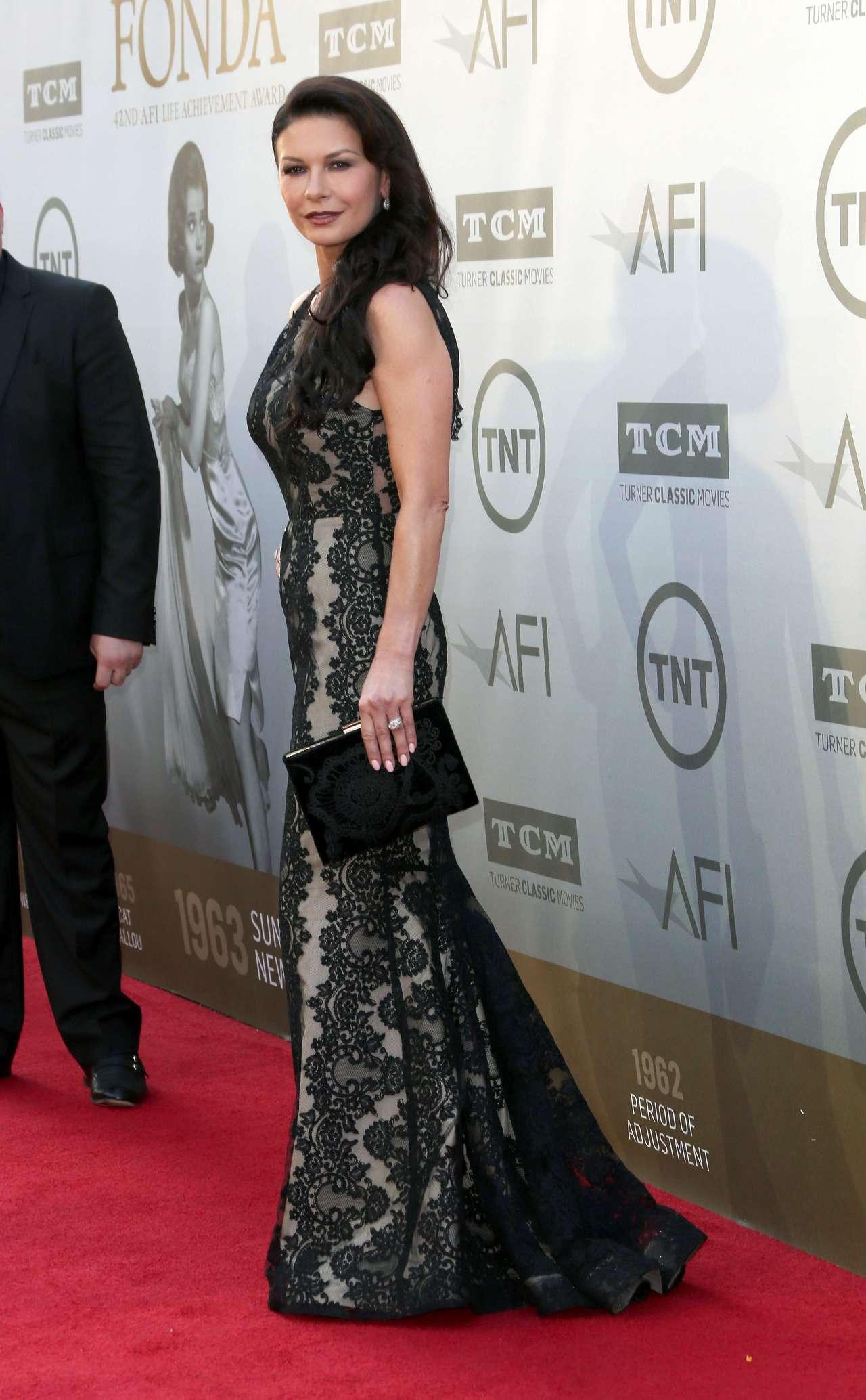 Catherine Zeta-Jones - 2014 AFI -19   GotCeleb
