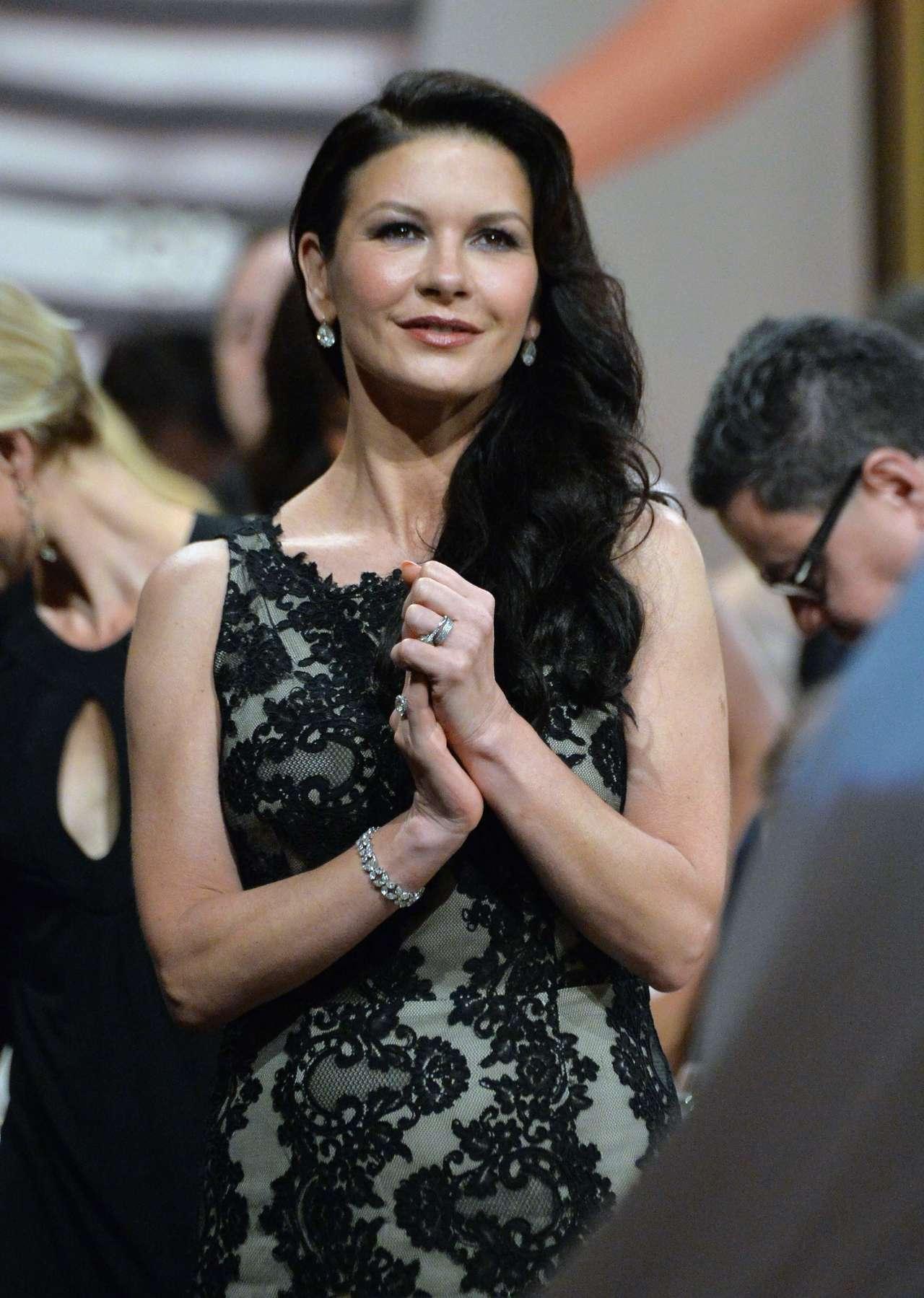 Catherine Zeta-Jones - 2014 AFI -11   GotCeleb