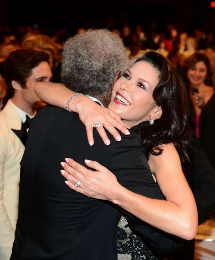 Catherine Zeta-Jones - 2014 AFI Life Achievement Award: A