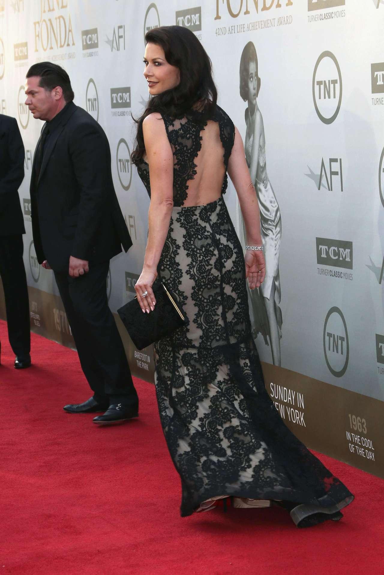 Catherine Zeta-Jones - 2014 AFI -11 - GotCeleb