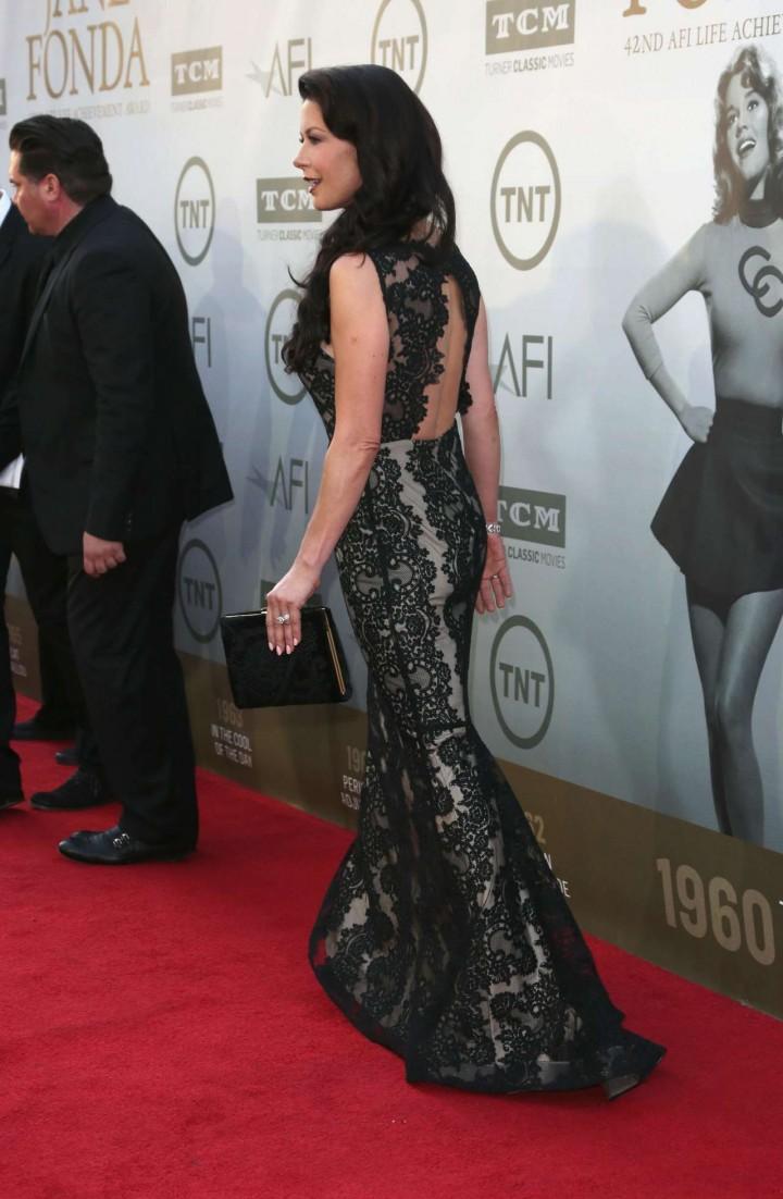Catherine Zeta-Jones - 2014 AFI -22   GotCeleb