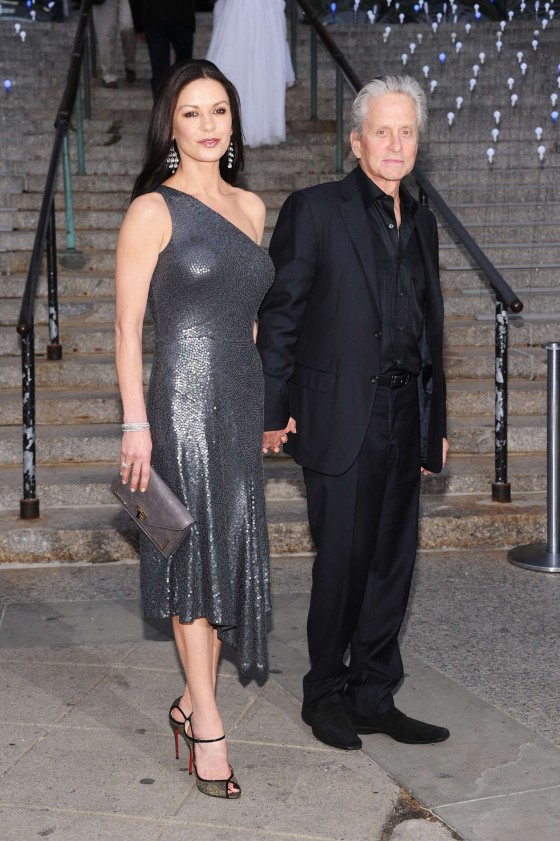 Catherine Zeta Jones – Tribeca Film Fest-01