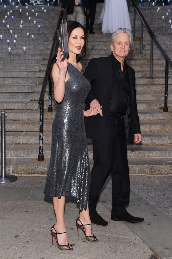 Catherine Zeta Jones – Tribeca Film Fest-03
