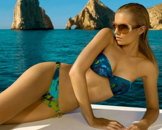Cato Van Ee - Bikini Photoshoot 2014