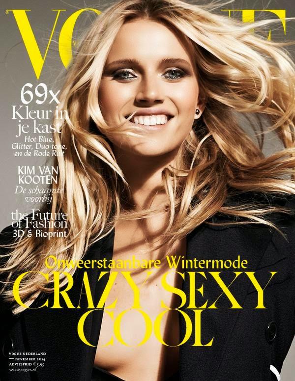 Cato Van Ee – Vogue Netherlands Magazine (November 2014)