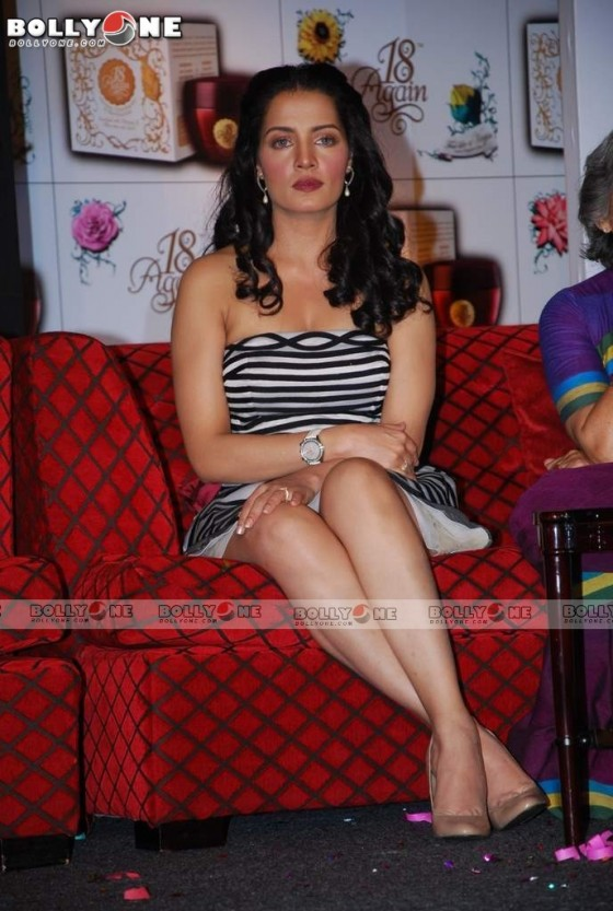 Celina Jaitly at 18 Again Vaginal Tightening Gel launch
