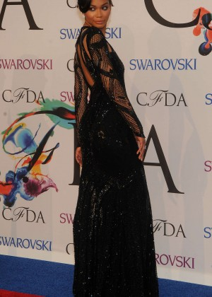 Chanel Iman: 2014 CFDA Fashion Awards -03