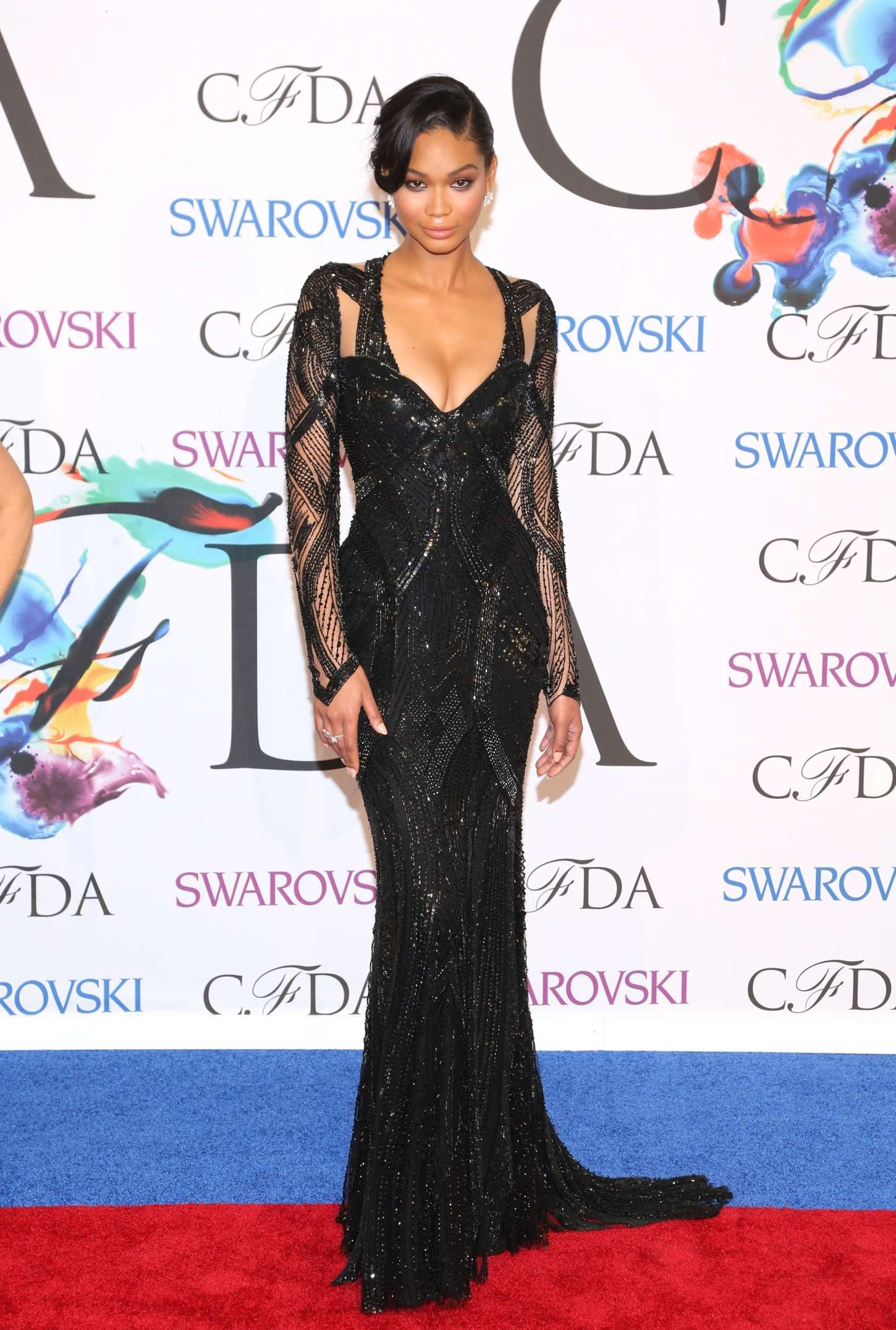 chanel iman 2014 cfda fashion awards 05 gotceleb
