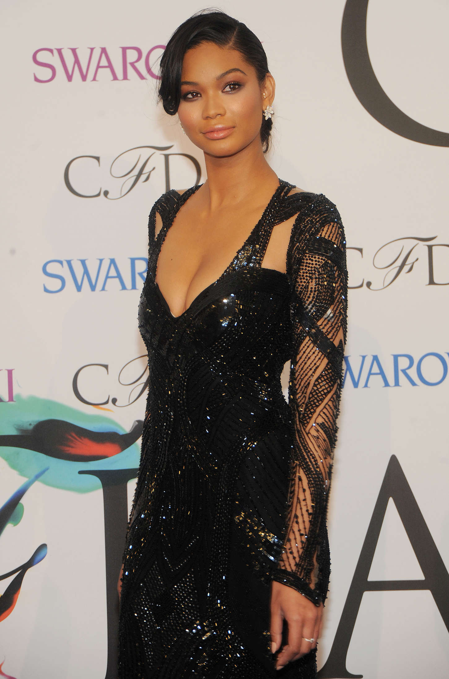 chanel iman 2014 cfda fashion awards 07 gotceleb