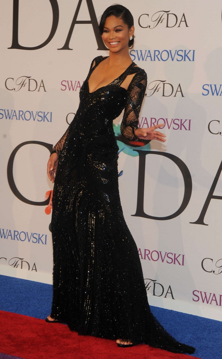 chanel iman 2014 cfda fashion awards 12 gotceleb