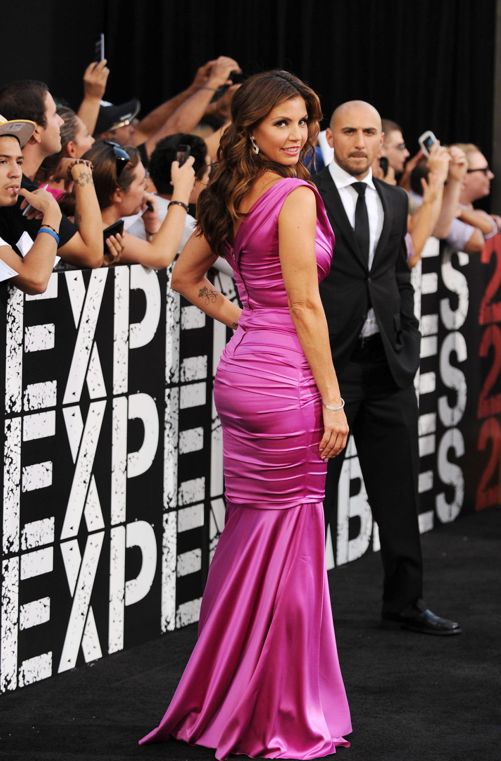 Charisma Carpenter hot in tight dress-03 | GotCeleb