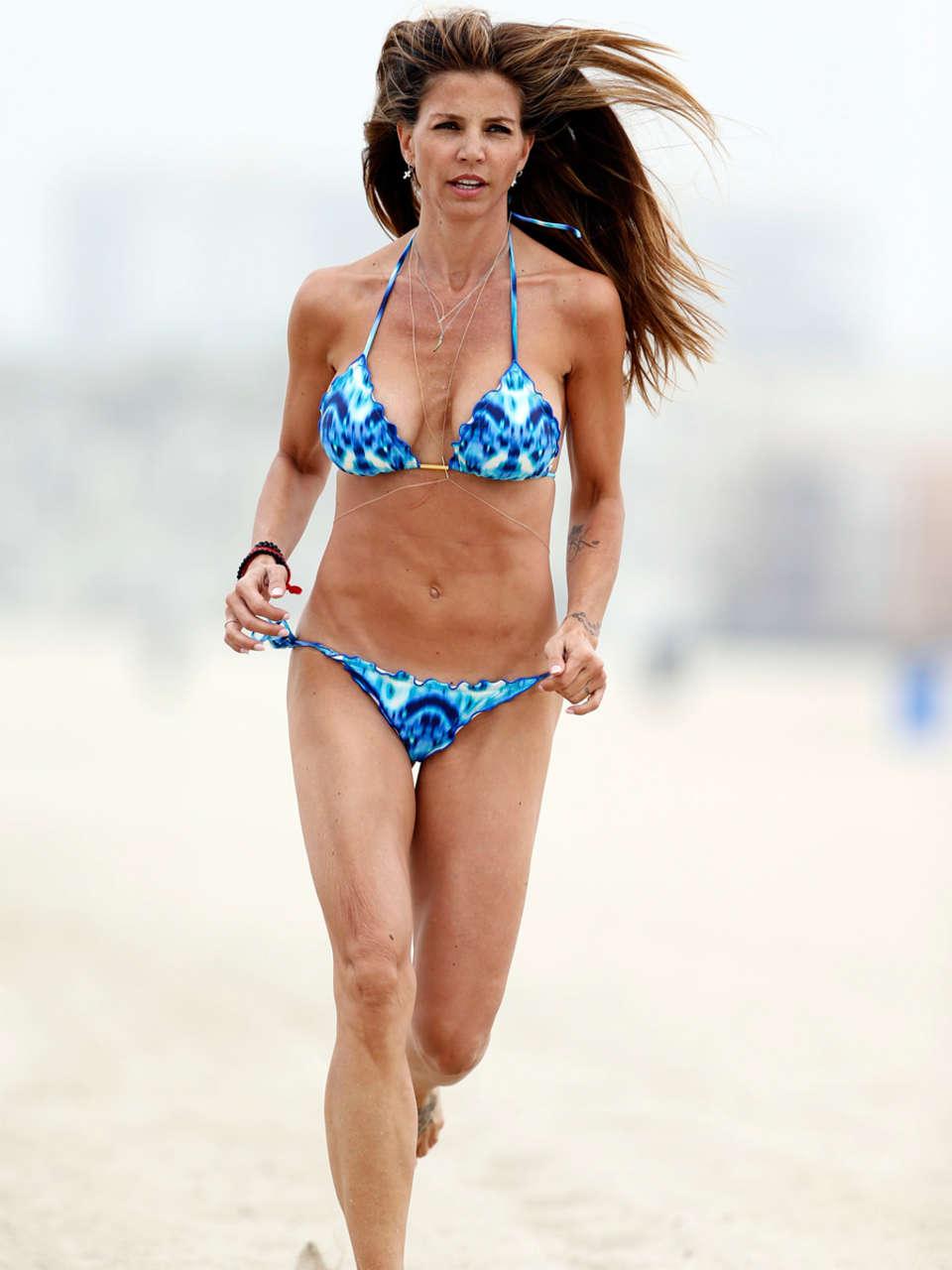 Charisma Carpenter Bikini Photos: