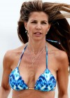 Charisma Carpenter Pictures: Bikini in Malibu 2013 -08
