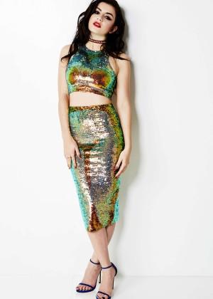 Charli XCX - 2014 American Music Awards Photoshoot