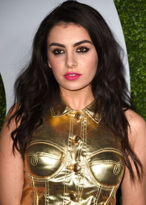 Charli XCX - 2014 GQ Men Of The Year Party in LA