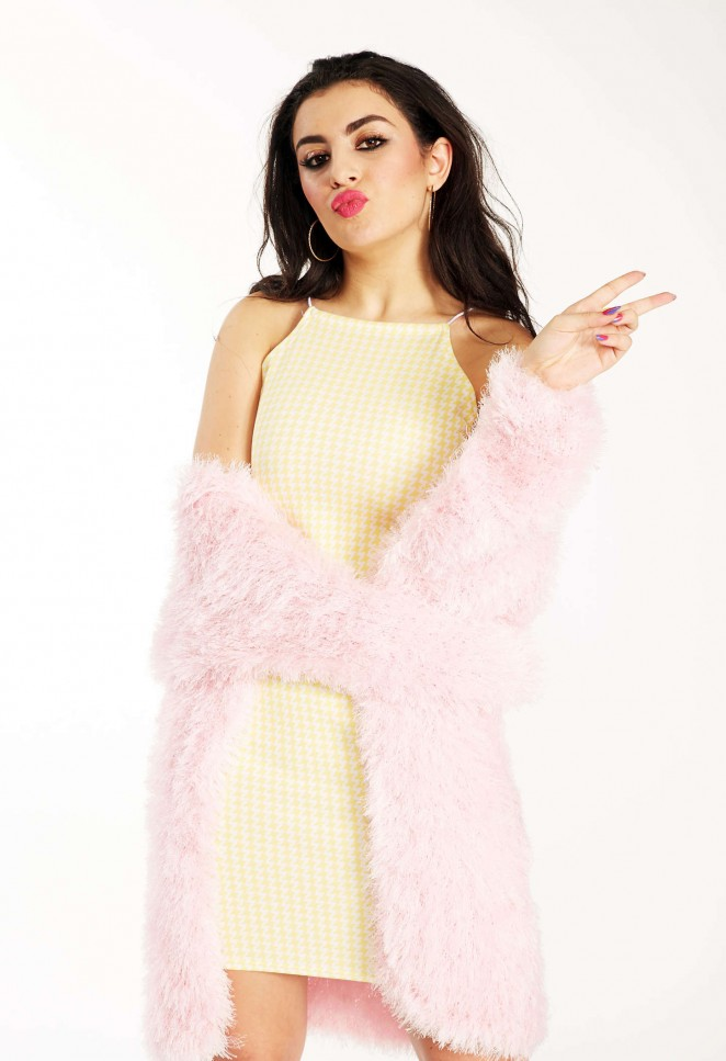 Charli XCX - KIIS FM's Jingle Ball 2014 Portraits