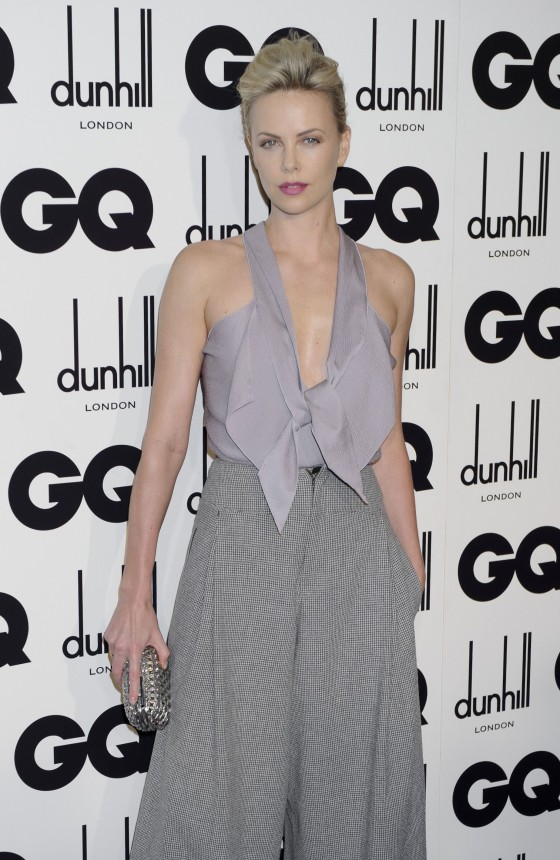 Charlize Theron – 2011 GQ Men Of The Year Awards
