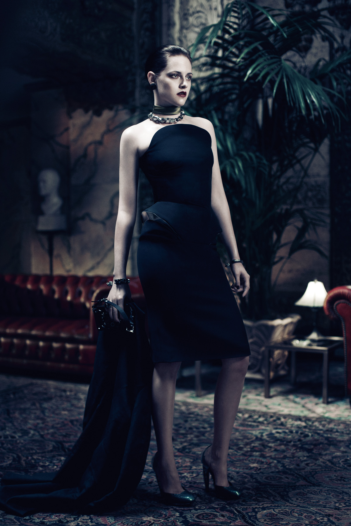 Charlize Theron and Kristen Stewart - Sexy photos from ...