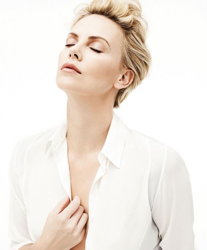 Charlize Theron: Karim Sadli Photoshoot 2014 for Dior -02