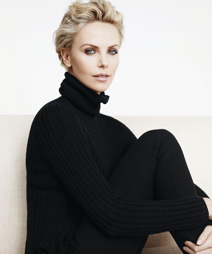 Charlize Theron Karim Sadli Photoshoot 2014 For Dior 03