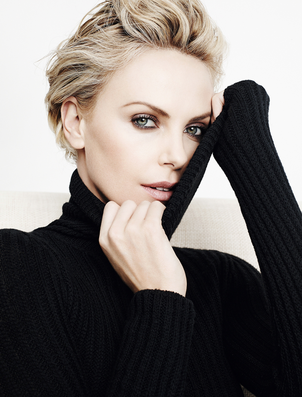 Charlize Theron: Karim Sadli Photoshoot 2014 for Dior -04 - GotCeleb Charlize Theron