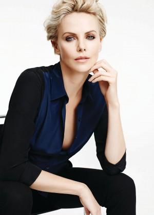 Charlize Theron by Karim Sadli Photoshoot 2014 for Dior