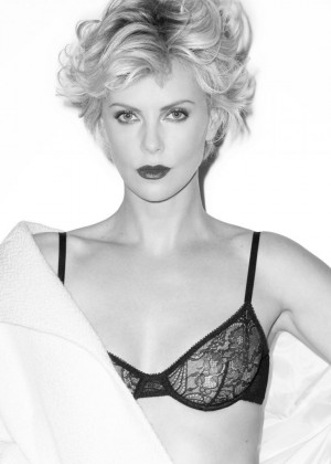 Charlize Theron: Esquire UK 2014 -01