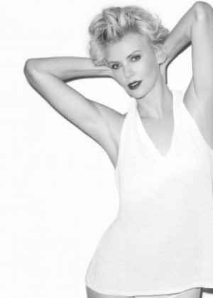 Charlize Theron: Esquire UK 2014 -02