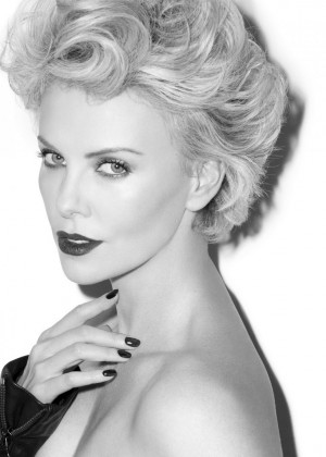 Charlize Theron: Esquire UK 2014 -04