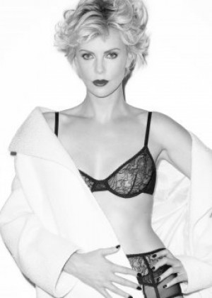 Charlize Theron: Esquire UK 2014 -05