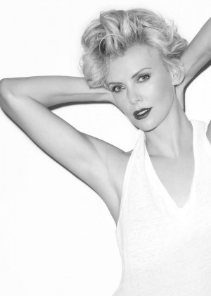 Charlize Theron: Esquire UK 2014 -06
